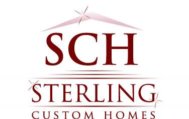 Sterling Logo Maroon on White
