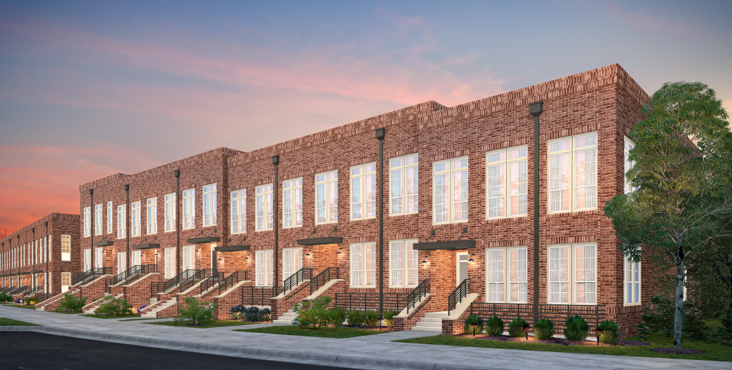 New Alpharetta Condominiums Now Selling at The Maxwell