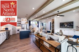 Appen Media Group Awards Best Home Builder to The Providence Group