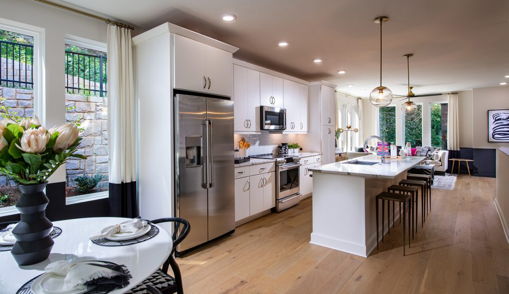 Decorated Models Now Open at New Intown Condominium Community