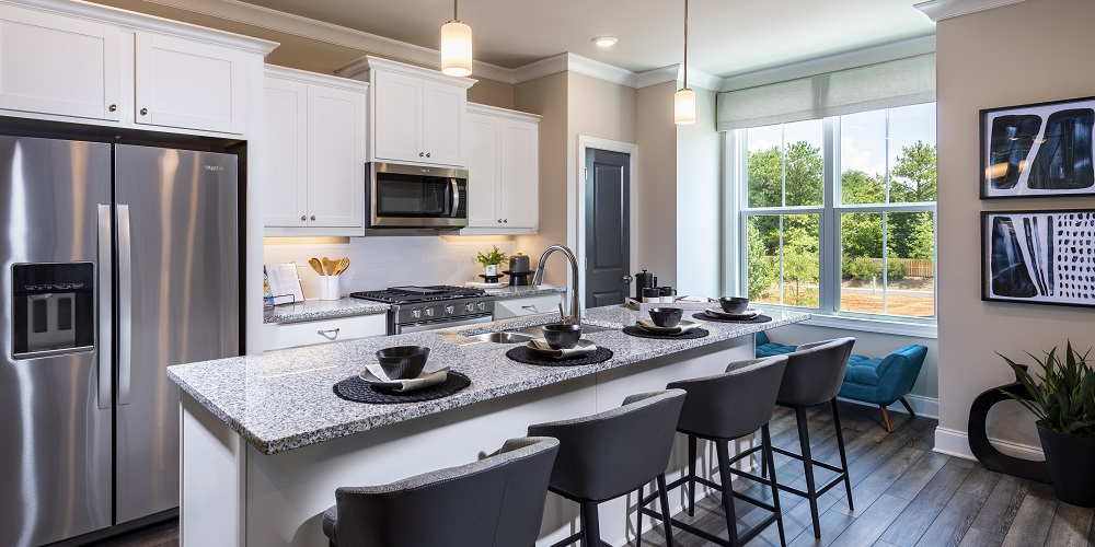 New Clarkston Townhomes Now Selling at Glendale Rowes