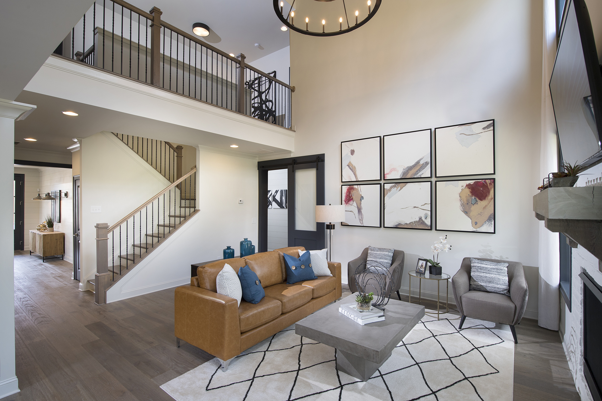 Providence Group Releases Home Designs for New Suwanee Community